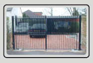 Ironcraft-Automatic Gates-Glasgow,Scotland